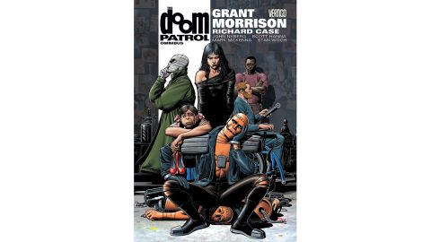 'The Doom Patrol Omnibus' by Grant Morrison