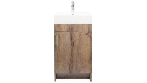 Mainstays Farmhouse 17.75-Inch Bathroom Vanity