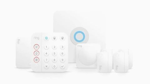 Ring Alarm Home Security 8-Piece System