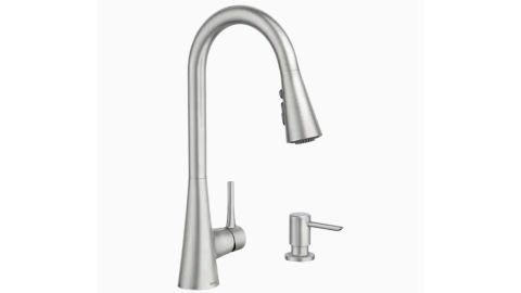 Moen Sarai Stainless Kitchen Faucet
