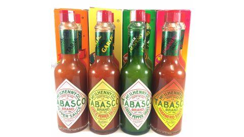 Tabasco Sauce Variety 4-Pack