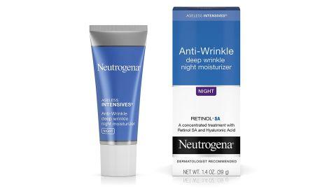 Neutrogena Ageless Intensives Anti-Wrinkle Night Moisturizer