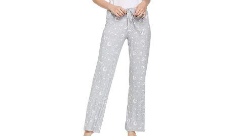 CYZ Womens Casual Stretch Cotton Pajama Pants