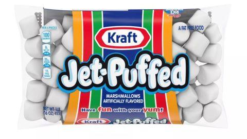 Kraft Jet-Puffed Marshmallows