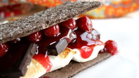 Black Forest S'mores by Susan Moss