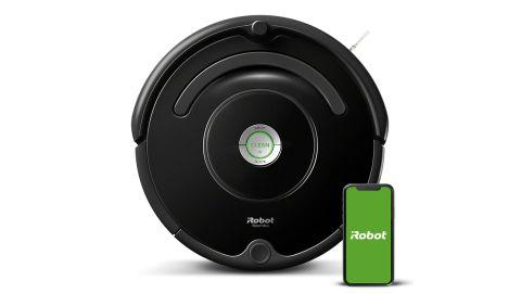 iRobot Roomba Restored 675
