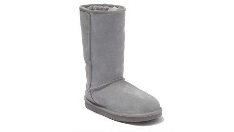 Koola Faux Fur Lined Suede Tall Boot