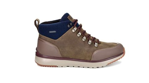 Olivert Waterproof Leather Boot