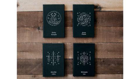 Personalized Zodiac Astrology Journal