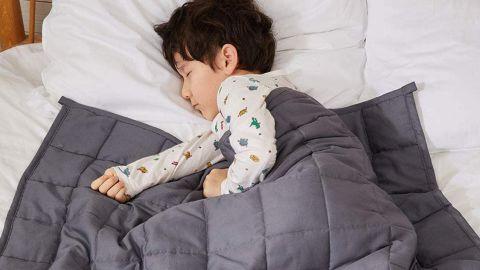 ZonLi Kids' Weighted Blanket