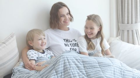 YnM Kids' Weighted Blanket and Duvet Covers
