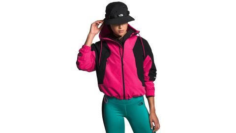 The North Face Peril Hooded Windbreaker Jacket