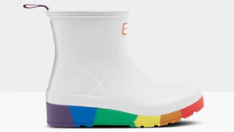 Originally Pride Play Flatform Rain Boots