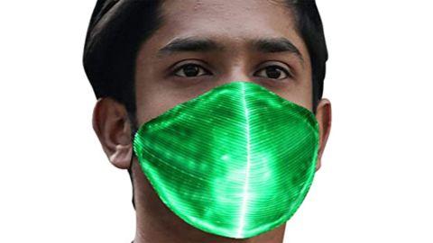 Gift2yo LED Light-Up Face Mask