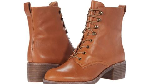 Madewell Patti Lace-Up Boot