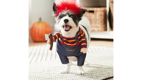 Frisco Frisco Front Walking Killer Doll Dog & Cat Costume