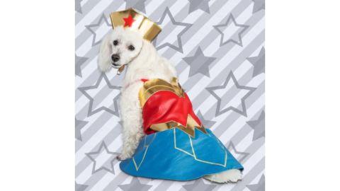 DC Justice League Wonder Woman Dog Suit