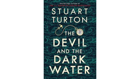 'The Devil and the Dark Water' by Stuart Turton