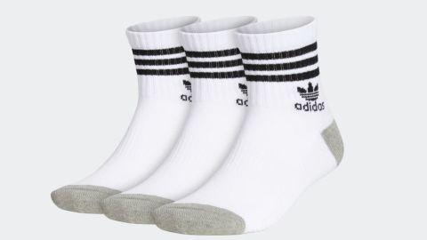 Cushioned Crew Socks 3-pack