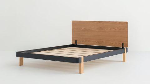 Contrast Platform Bed
