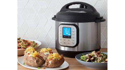 Instant Pot Duo Nova Pressure Cooker 7 in 1, 6-Quart