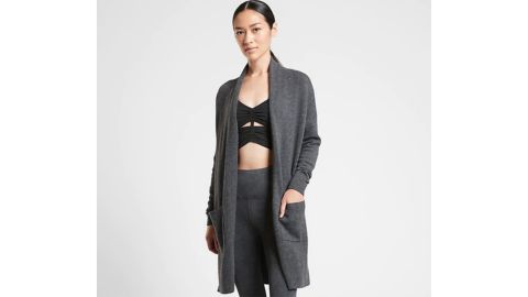 Athleta Spirit Wool Cashmere Wrap
