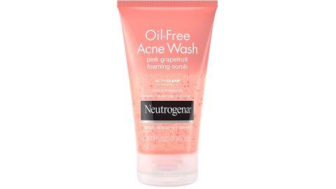 Neutrogena Oil-Free Pink Grapefruit Acne Face Wash