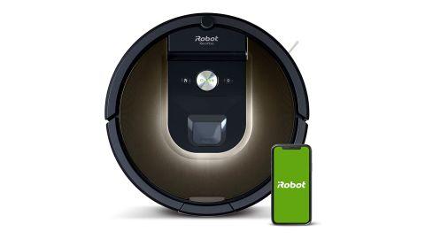 Roomba robotic vacuums