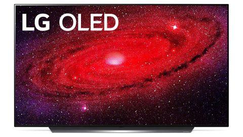 OLED 4K TV by LG