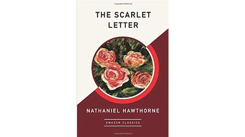 'The Scarlet Letter' by Nathaniel Hawthorne