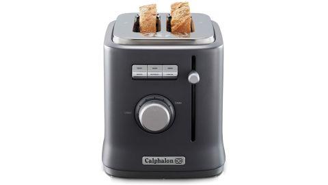 Calphalon 2084021 Intellicrisp 2 Slice Toaster
