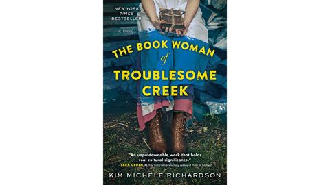 'The Book Woman of Troublesome Creek' by Kim Michele Richardson