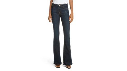 Frame 'Le High Flare' Jeans