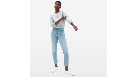 Everlane The Original Cheeky Jean in Ankle Length
