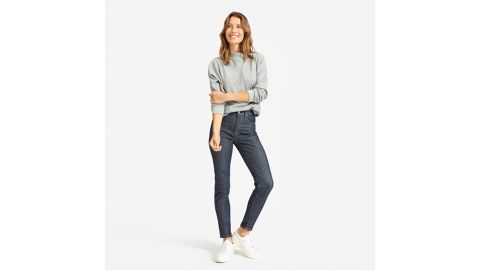 Everlane The High-Rise Skinny Jean in Ankle Length