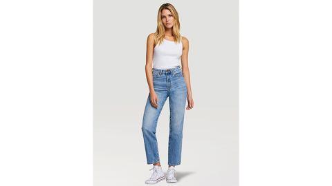 Women's Wrangler Wild West 603 High Rise Straight Jean