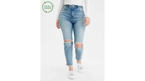 American Eagle Outfitters Stretch Curvy Mom Jean