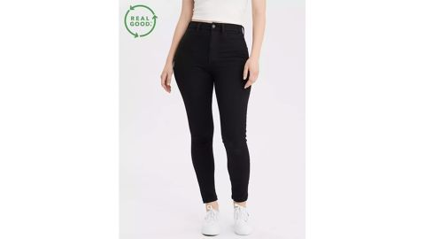 American Eagle Outfitter The Dream Jean Curvy Super High-Waisted Jegging