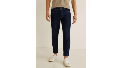 Mango Tapered Fit Soft Wash Jean