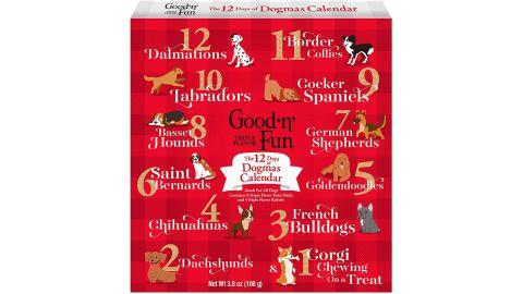 Good'n'Fun The 12 Days of Dogmas Calendar