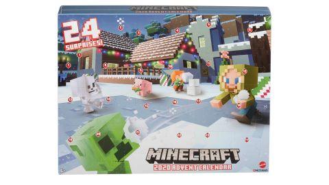 Minecraft 2020 Mini Figures Advent Calendar