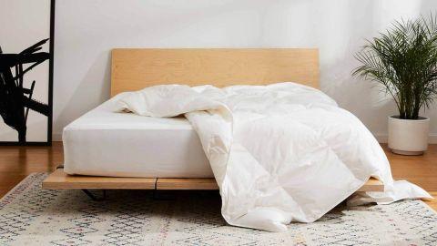 Brooklinen Lightweight Down Comforter, Queen