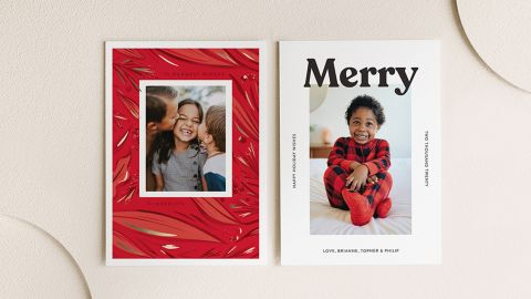 Minted Personalized Cards