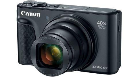 Canon PowerShot SX740 HS 20.3-Megapixel Digital Camera