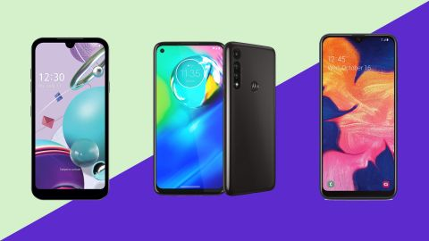 Smartphones from Motorola, Samsung, LG and more