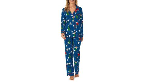 BedHead Snoopy Season of Giving Classic Pajamas