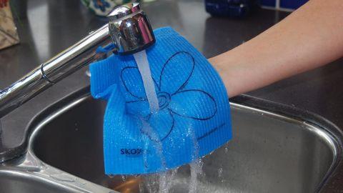 Skoy Cloth Eco-Friendly Swedish Dishcloth