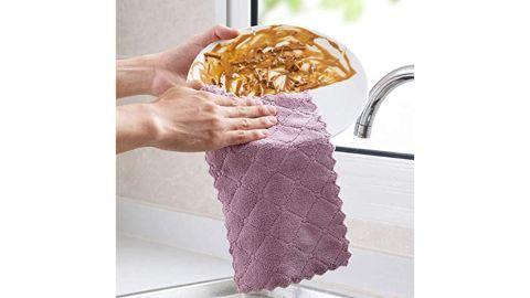 Ursmart Microfiber Cleaning Kitchen Towel