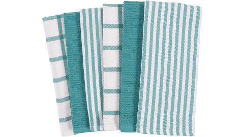 KAF Home Mixed Flat & Terry Kitchen Towels