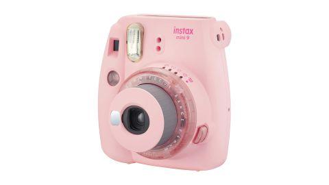 Instax Mini 9 Clear Camera